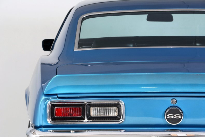 1968 Chevrolet Camaro Image 9