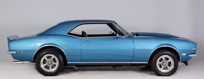 1968 Chevrolet Camaro Image 14