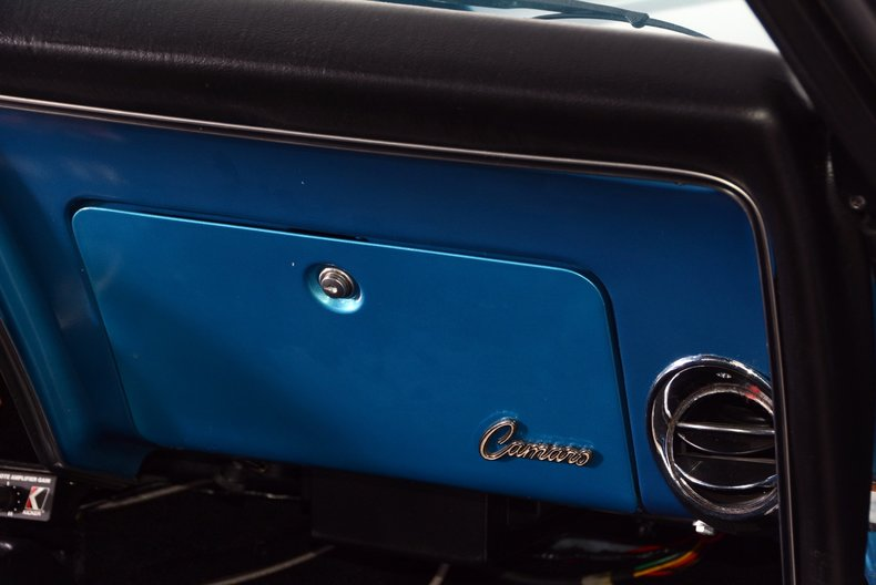 1968 Chevrolet Camaro Image 24