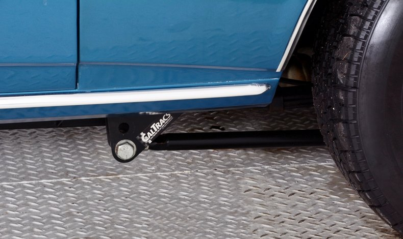 1968 Chevrolet Camaro Image 41
