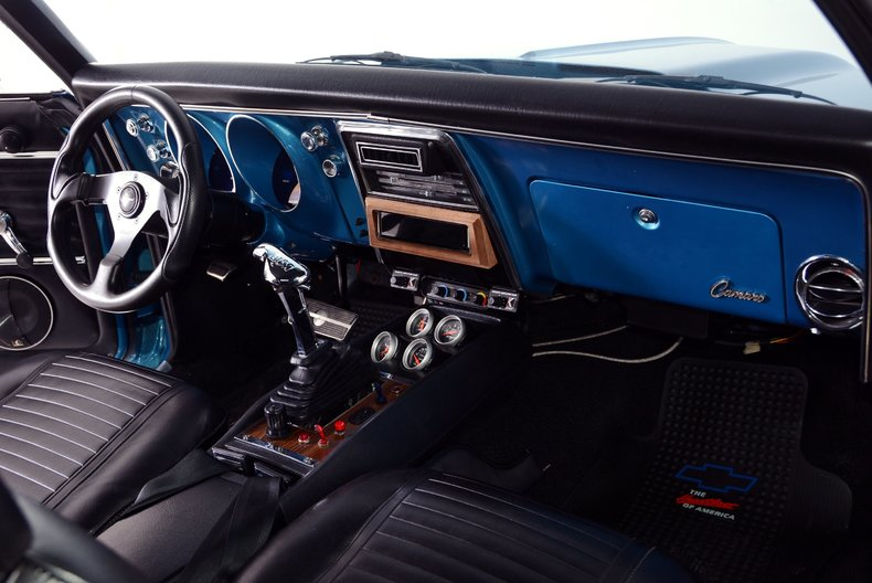 1968 Chevrolet Camaro Image 53