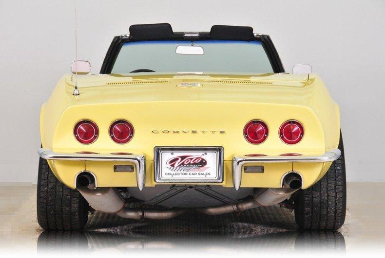 1968 Chevrolet Corvette Image 32
