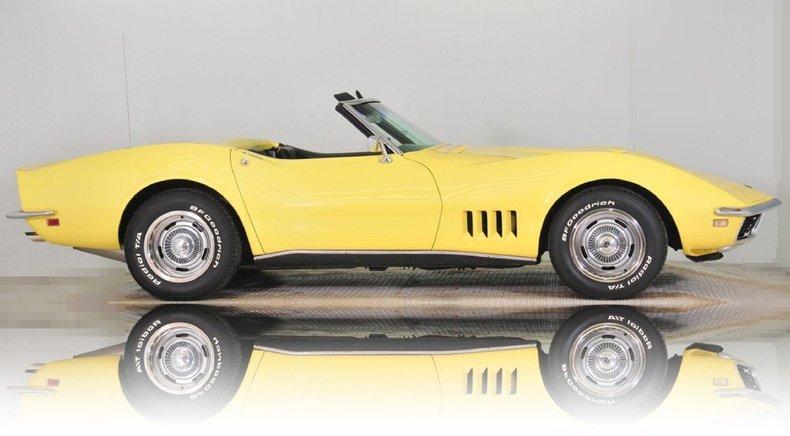 1968 Chevrolet Corvette Image 35