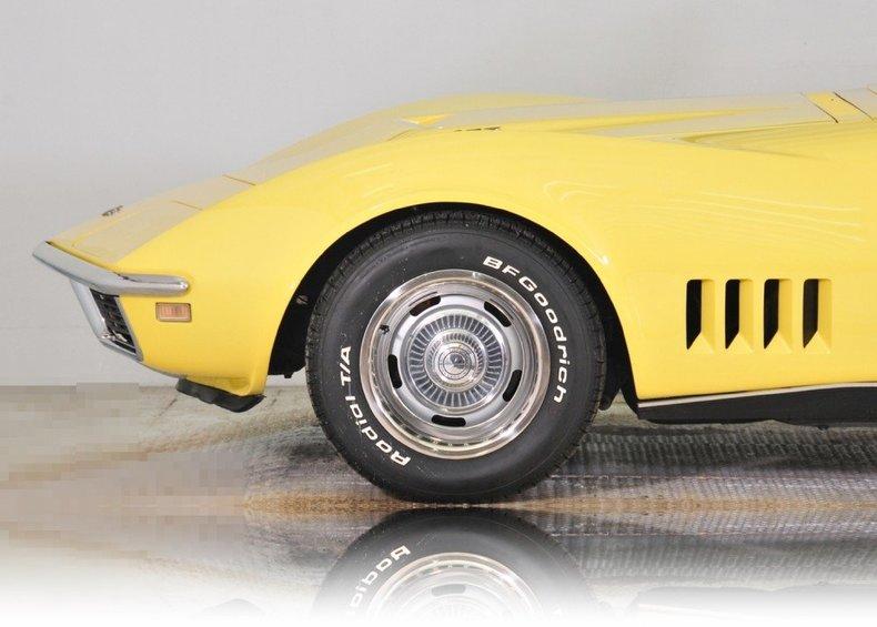 1968 Chevrolet Corvette Image 38