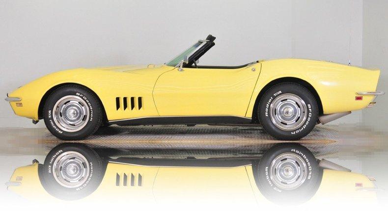 1968 Chevrolet Corvette Image 39