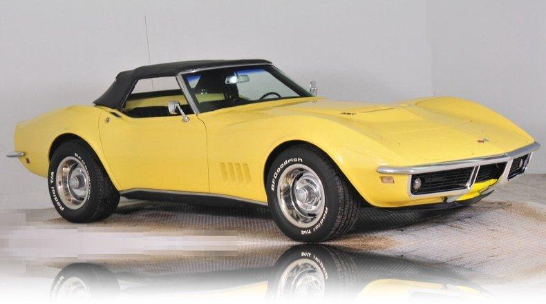 1968 Chevrolet Corvette Image 41