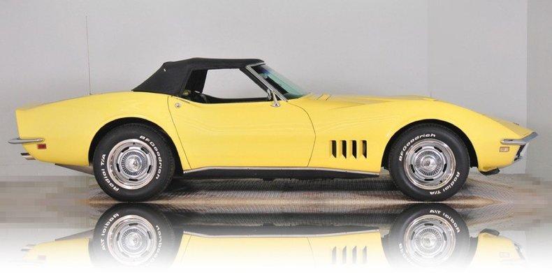 1968 Chevrolet Corvette Image 42