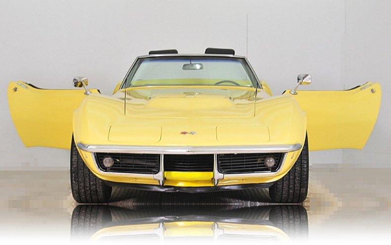 1968 Chevrolet Corvette Image 45