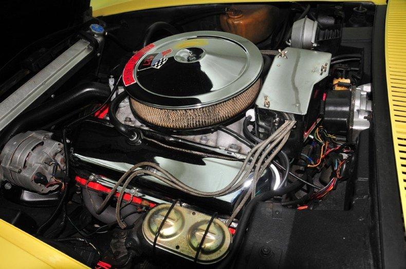 1968 Chevrolet Corvette Image 10
