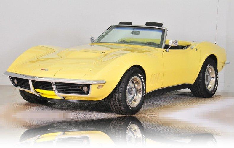 1968 Chevrolet Corvette Image 51