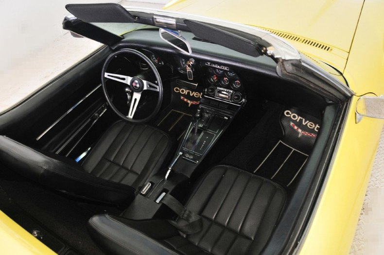 1968 Chevrolet Corvette Image 53