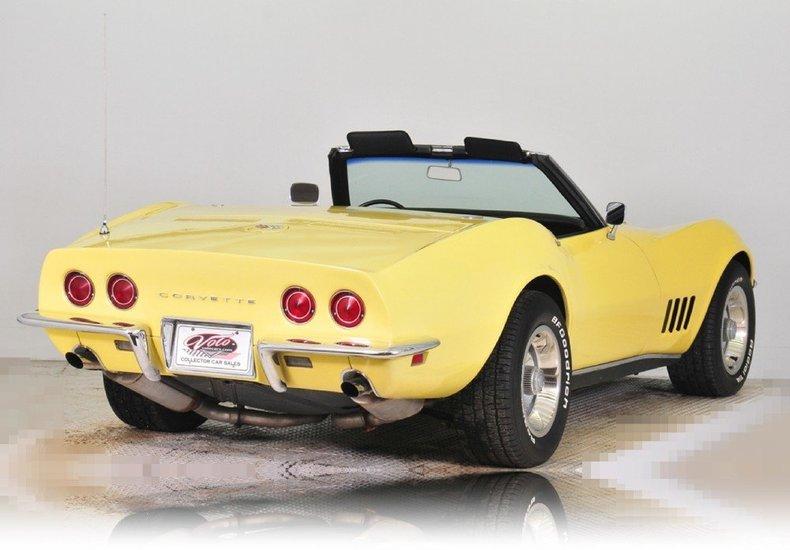 1968 Chevrolet Corvette Image 56