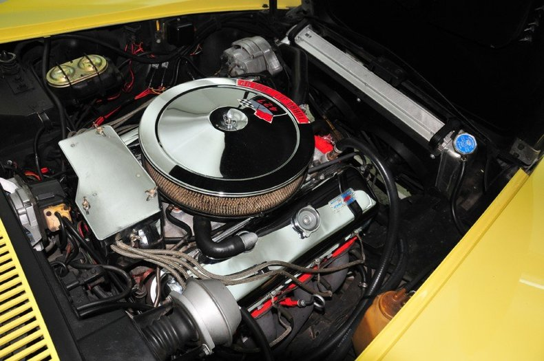 1968 Chevrolet Corvette Image 58
