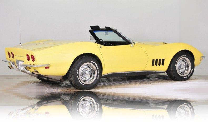 1968 Chevrolet Corvette Image 60