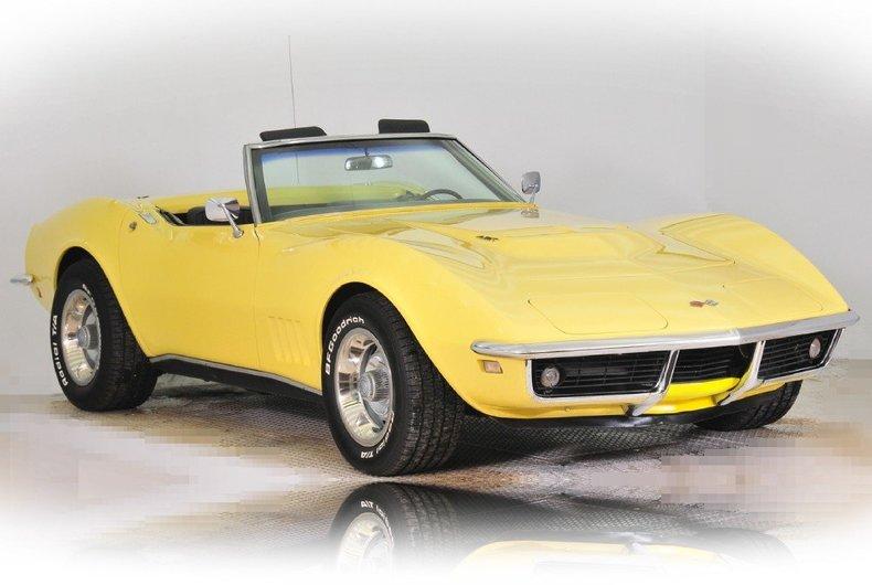 1968 Chevrolet Corvette Image 52