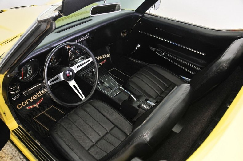 1968 Chevrolet Corvette Image 54