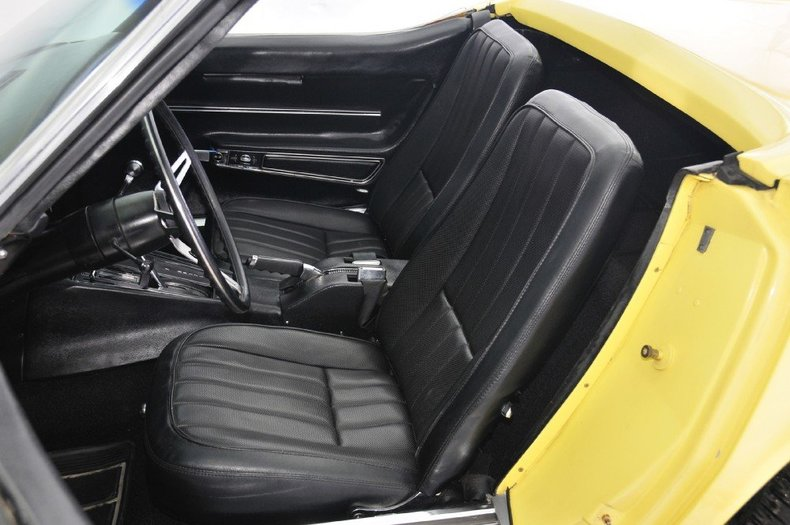 1968 Chevrolet Corvette Image 64
