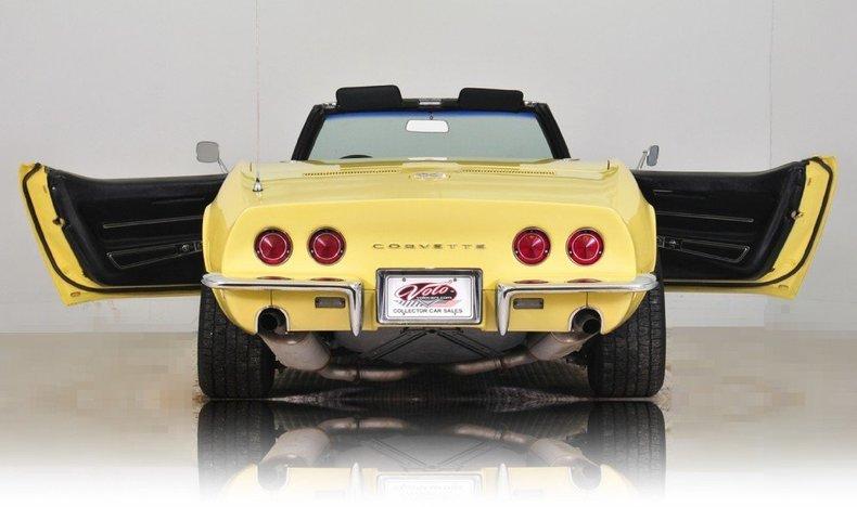 1968 Chevrolet Corvette Image 14