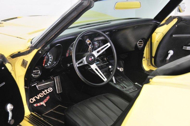 1968 Chevrolet Corvette Image 16
