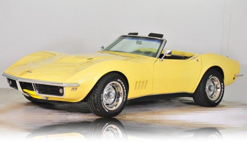 1968 Chevrolet Corvette Image 67