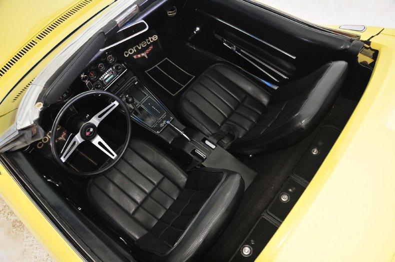 1968 Chevrolet Corvette Image 69