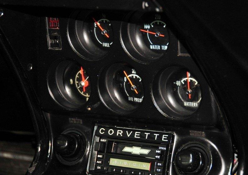 1968 Chevrolet Corvette Image 71