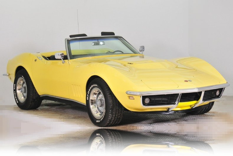 1968 Chevrolet Corvette Image 21