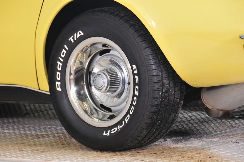 1968 Chevrolet Corvette Image 22