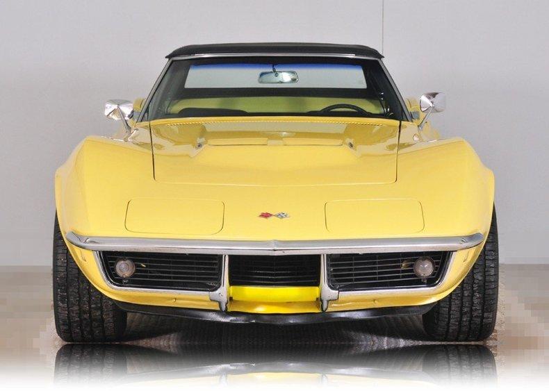 1968 Chevrolet Corvette Image 23