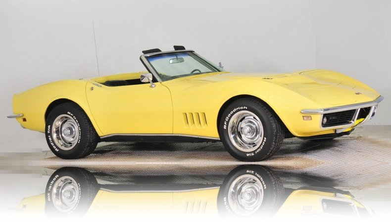 1968 Chevrolet Corvette Image 24