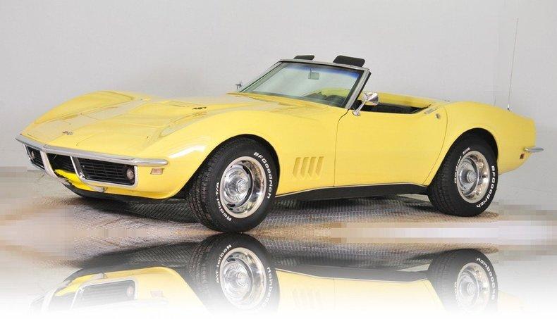 1968 Chevrolet Corvette Image 28