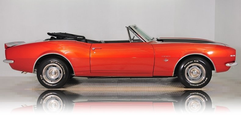 1967 Chevrolet Camaro Image 14