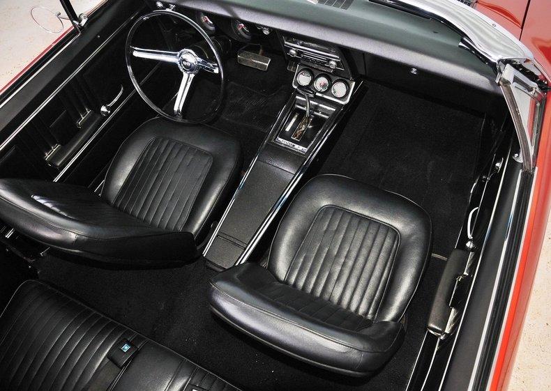 1967 Chevrolet Camaro Image 25