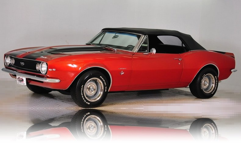 1967 Chevrolet Camaro Image 39