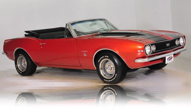 1967 Chevrolet Camaro Image 47