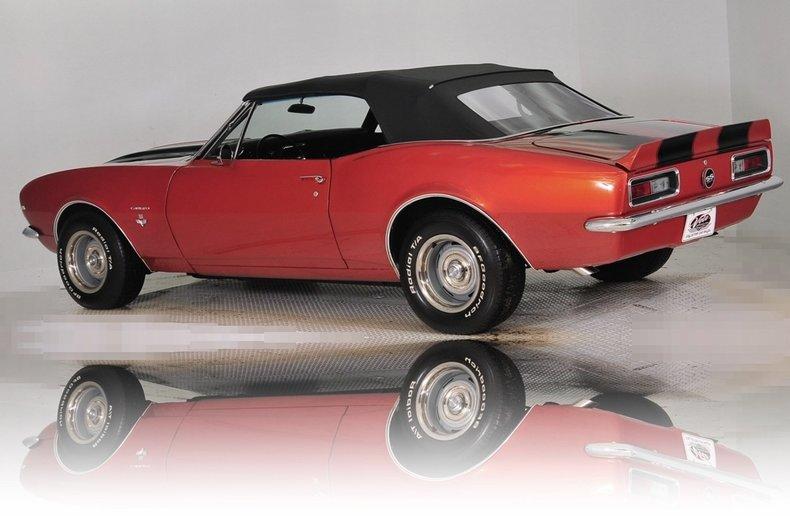 1967 Chevrolet Camaro Image 61