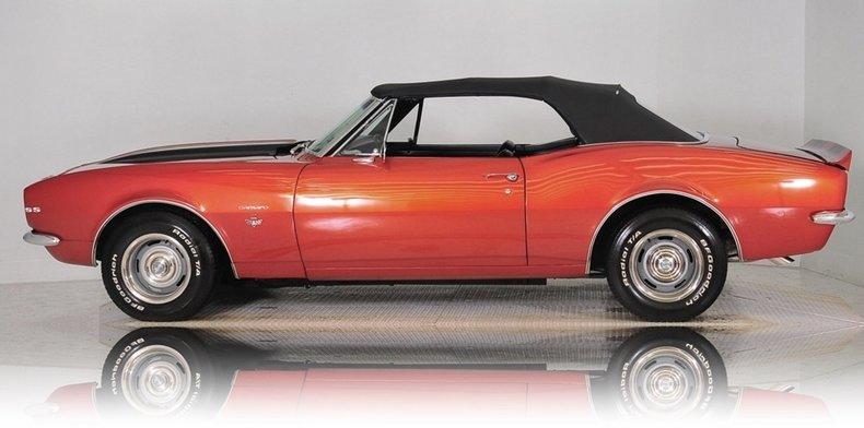 1967 Chevrolet Camaro Image 62