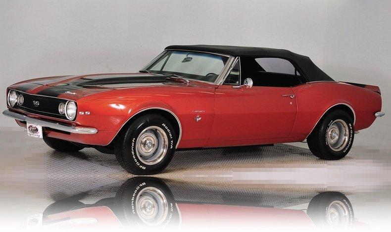 1967 Chevrolet Camaro Image 63