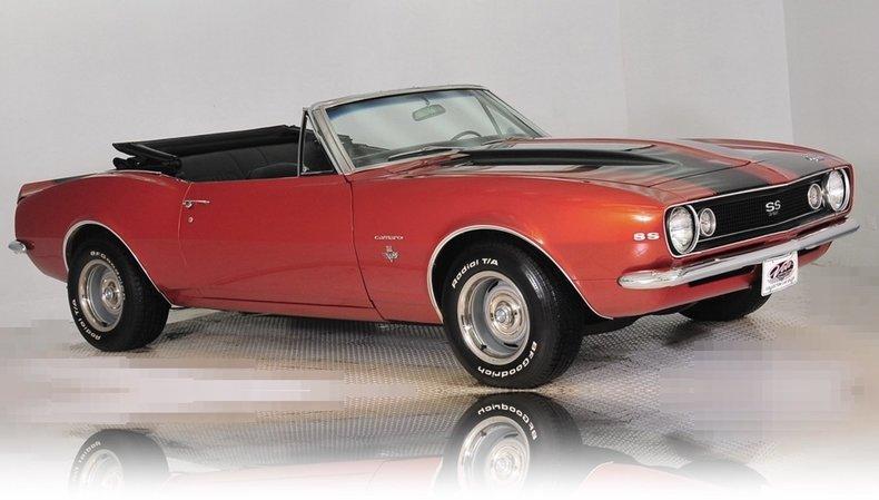 1967 Chevrolet Camaro Image 67