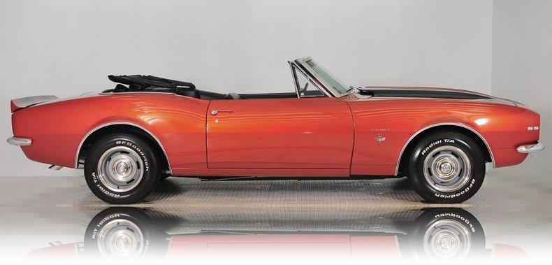 1967 Chevrolet Camaro Image 72