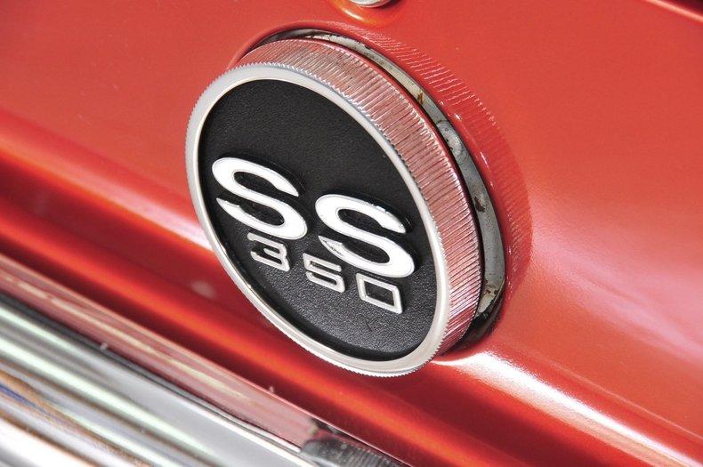 1967 Chevrolet Camaro Image 77