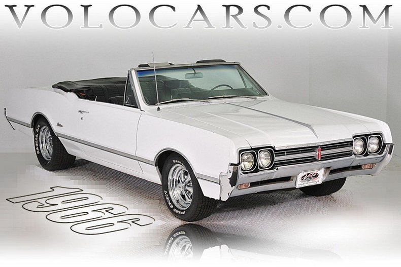 1966 Oldsmobile Cutlass Image 1