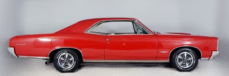 1966 Pontiac GTO Image 17