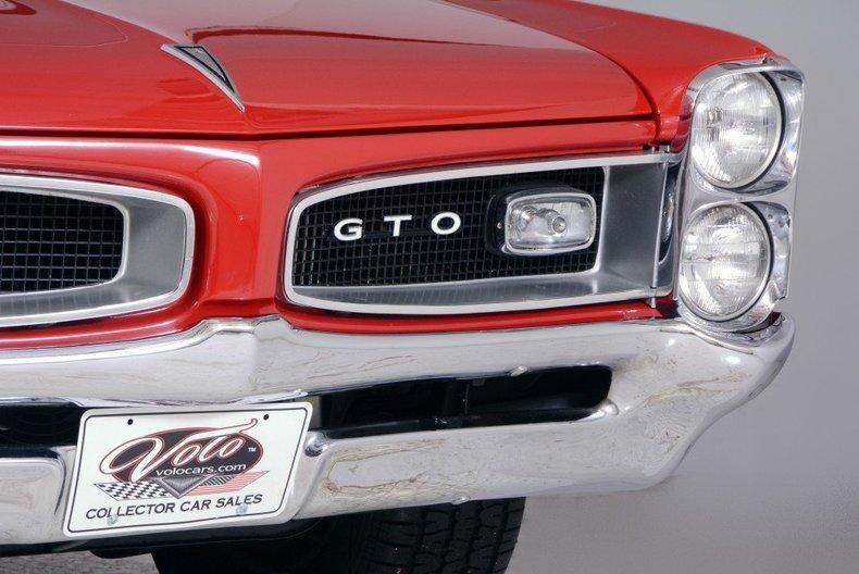 1966 Pontiac GTO Image 31