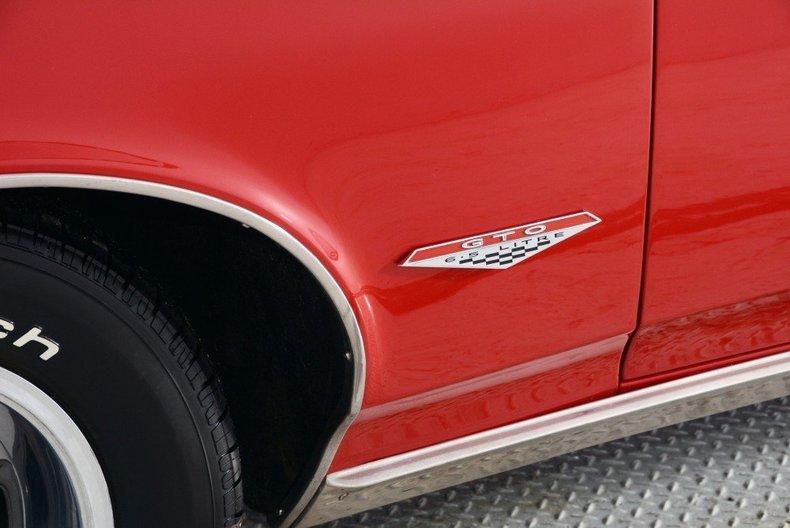 1966 Pontiac GTO Image 67