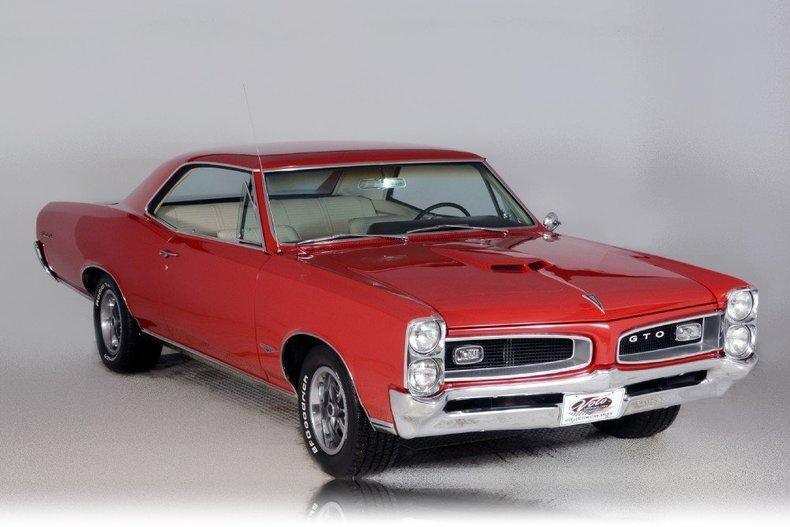 1966 Pontiac GTO Image 70