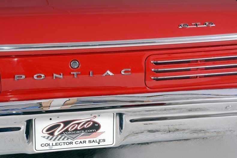1966 Pontiac GTO Image 71