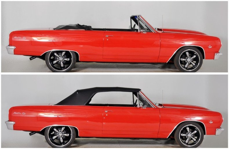 1965 Chevrolet  Image 116