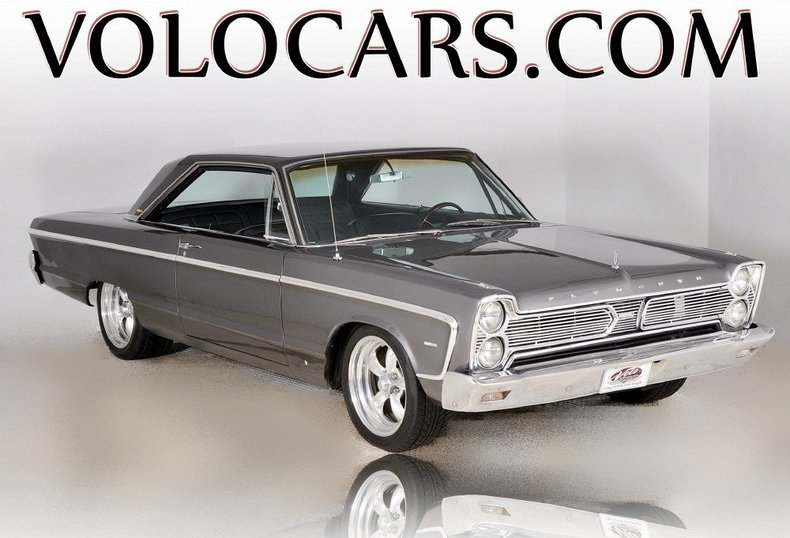 1965 Plymouth Fury Image 1