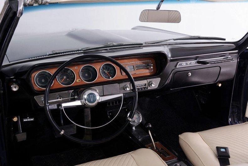 1965 Pontiac Gto Image 2